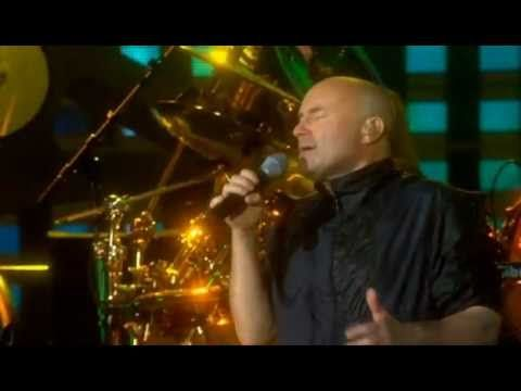 Genesis - When In Rome (2007) (Dvd Full) Whole Concert!
