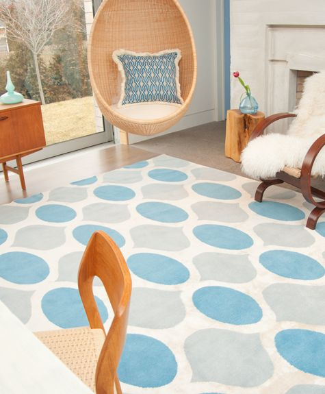 Attractive Custom Cool Rugs   Neutrals