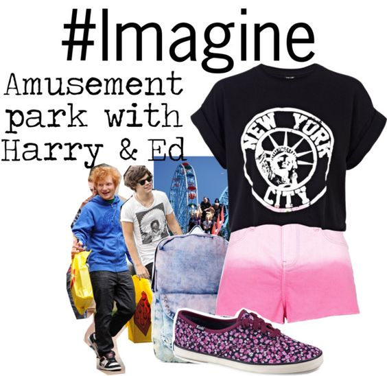 """""""#Imagine {13}"""" by forever-infinite ❤ liked on Polyvore"""