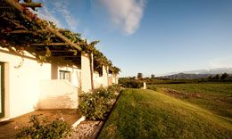 Guesthouse - Leading winery, spa and gourmet restaurant in Robertson South Africa - Rosendal Winery