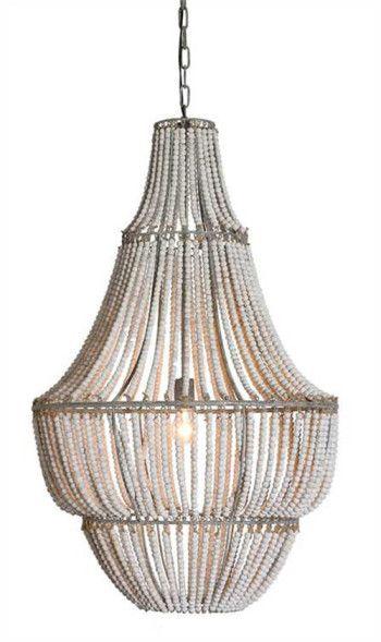 coastal home decor chandelier