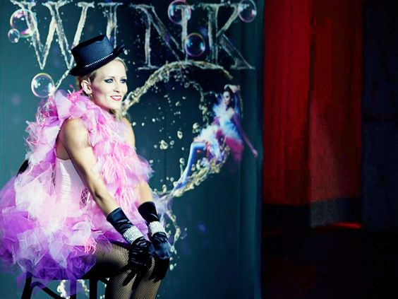 Leave your inhibitions at the door with Wink, an adults-only showcase on Quantum of the Seas.