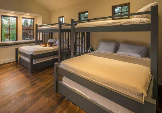 Antique Looking Bunk Beds