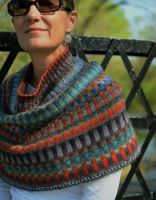 Knit cowl, Cowls and Knits on Pinterest