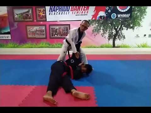 Penjelasan Aplikasi Poomsae Taegeuk Ala Demos Martial Arts Sxhool Youtube Teknik