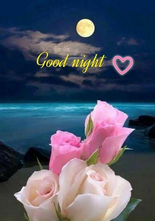 Good Night Image Good Night Love Images Good Night Beautiful Romantic Good Night