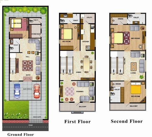 Readymade Floor Plans Readymade House Design Readymade House Map Readymade Home Plan Affordable House Plans House Plans Model House Plan