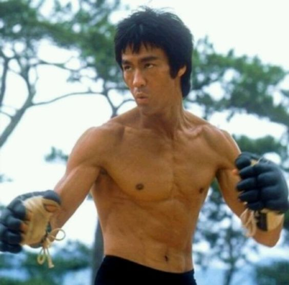 BRUCE LEE'S WILLPOWER AND PERFECTION AIMING. Joe Weider ...