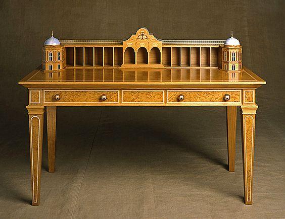 Writing Desk By David Linley Furniture Pinterest Desks And Antique