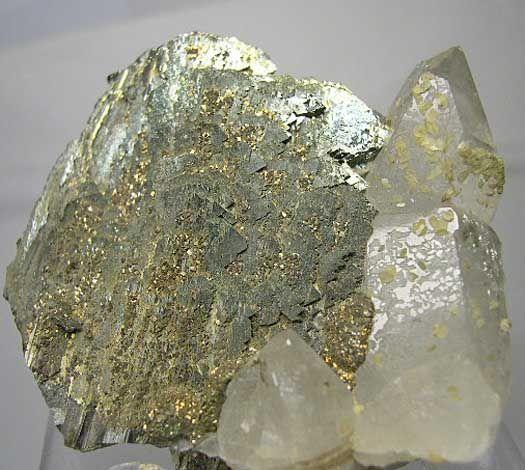 Arsenopyrite, Quartz, Siderite: Portugal