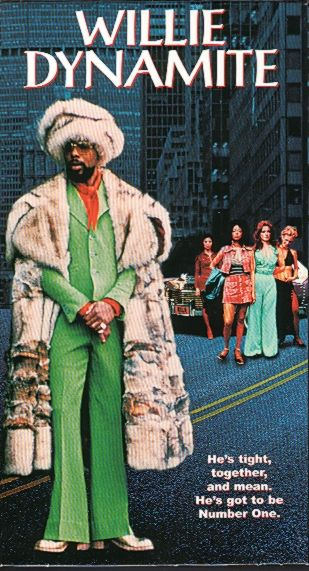 Willie Dynamite  (1974) starring Roscoe Orman, Diana Sands, Thalmus Rasulala, and Joyce Walker. The eponymous Willie Dynamite is a pimp in NYC who strives to be number one in the city.