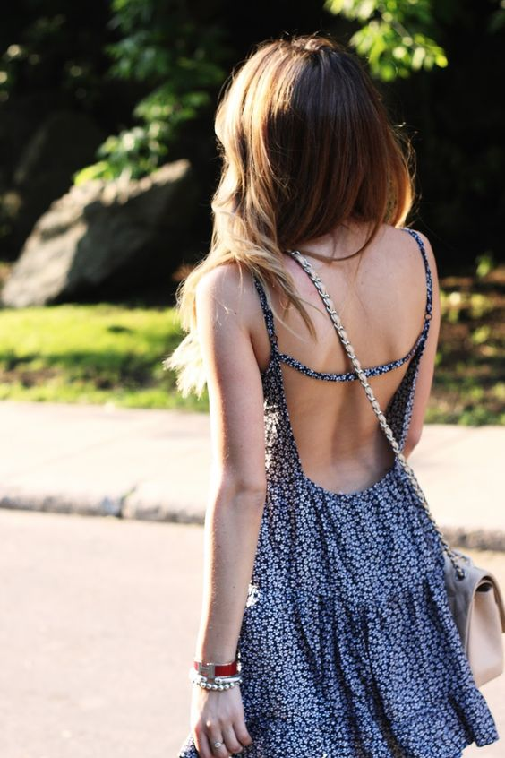 TheBohoFlow: Enchanting Forest | BRANDY MELVILLE | SUMMER | BOHO | DRESS | CHANEL: