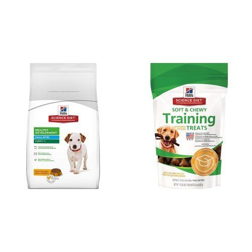 Hills Science Diet Puppy Healthy Development Small Bites With Chicken Meal Barley Dry Dog Food 45 Pound Bag A Dog Food Recipes Science Diet Hills Science Diet