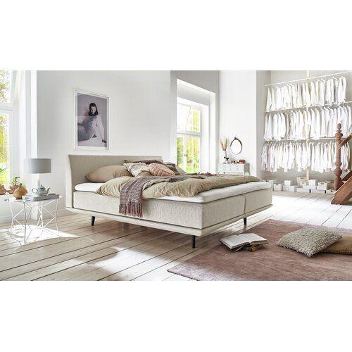 Scanmod Design Boxspringbett Lacey Home Decor Quotes Bed