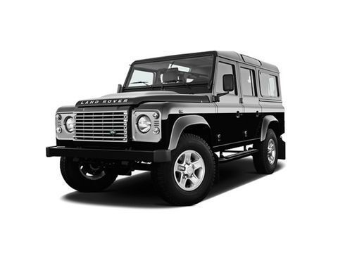 2016 Used Land Rover Defender 90 Autobiography Land Rover