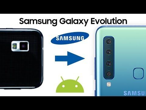 All Samsung Galaxy Smartphones In 8 Minutes Youtube Samsung