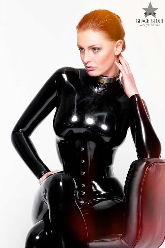 Free women wearing latex stories