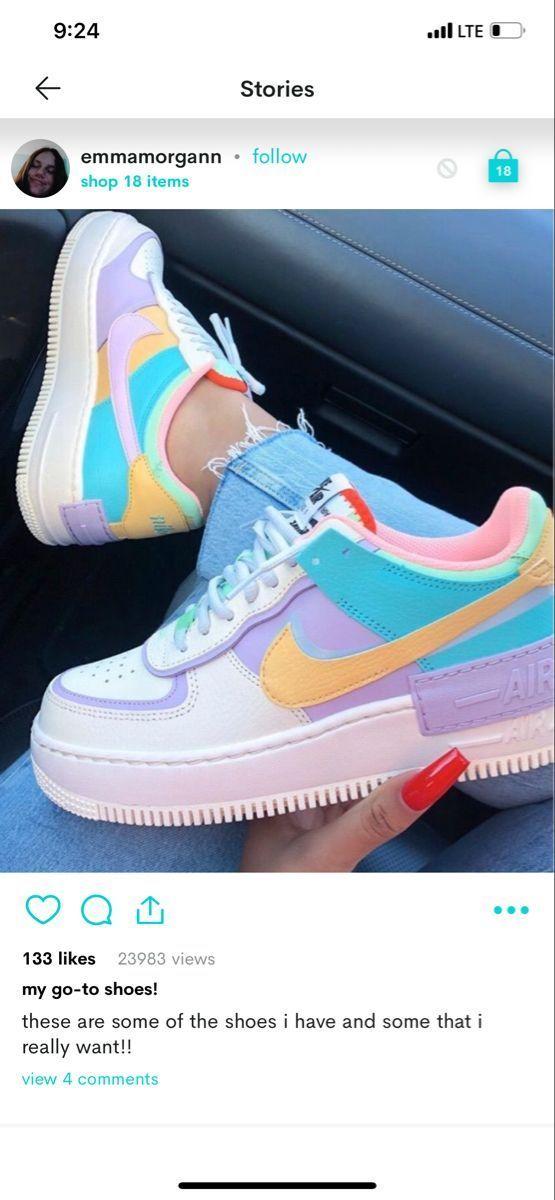 force   Nike air shoes, Trendy shoes, Jordan shoes girls