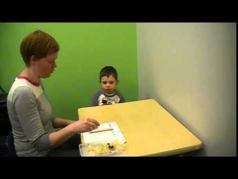 gross motor imitation session - YouTube
