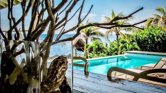 Boca Gentil Ocean Front Villa