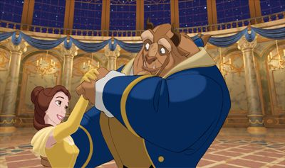 Beauty and the Beast Ballroom Scene!