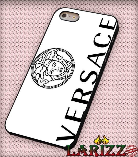 "Versace Design Logo  for iPhone 4/4s, iPhone 5/5S/5C/6/6 , Samsung S3/S4/S5 Case ""005"""