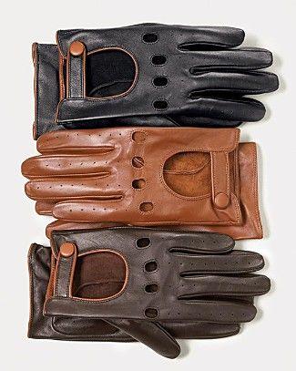 MWDC   Men driving gloves