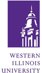 Western Illinois University..my Trent's second home for the next 4 years!