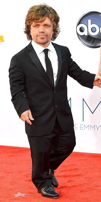 Peter Dinklage   Emmy Awards 2012 : People.com