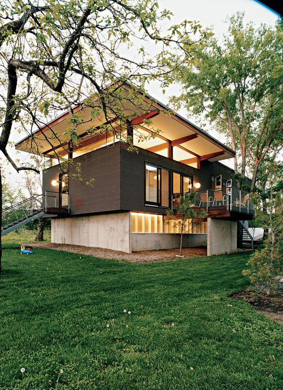 affordable sip built family home in kansas city copper
