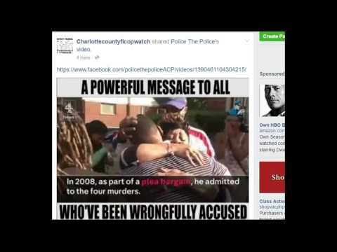 ANOTHER 1 RELEASED FROM PRISON 4 BEING FALSELY IMPRISONED 4 A CRIME HE D...