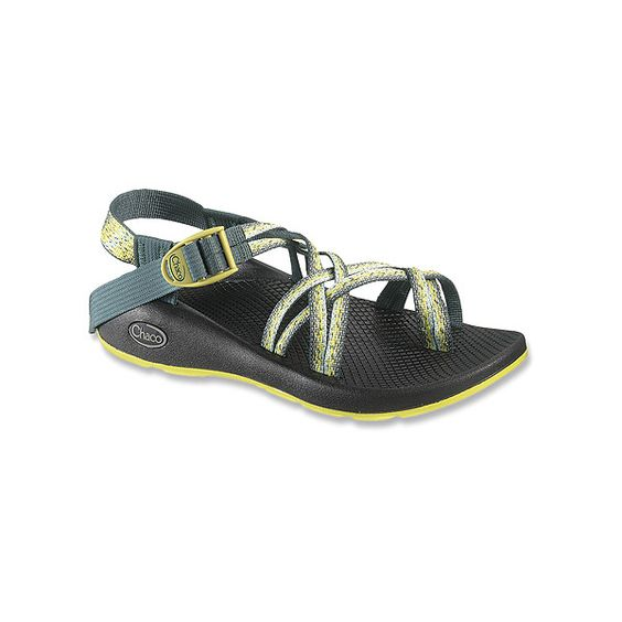 Chaco ZX/2 Yampa ($105) ❤ liked on Polyvore featuring shoes, sandals, stardust, water sandals, women's, sport shoes, chaco footwear, sports sandals, sports footwear and strappy sandals