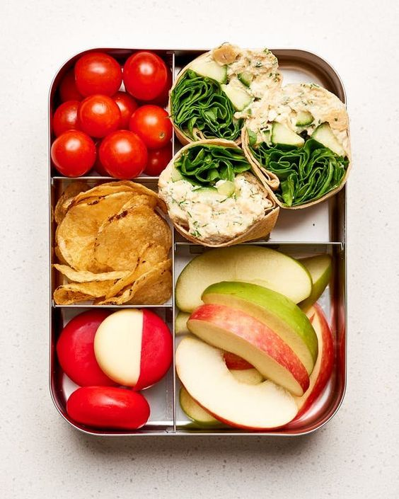 10 Easy Lunch Box Ideas For Vegetarians — A Lunchbox for Everyone. Need recipes for make ahead lunches that are vegetarian? These healthy, easy, high protein boxes are quick and cheap to make. Great for kids, teens, children, and adults to pack for work or lunch. Most need no heat!