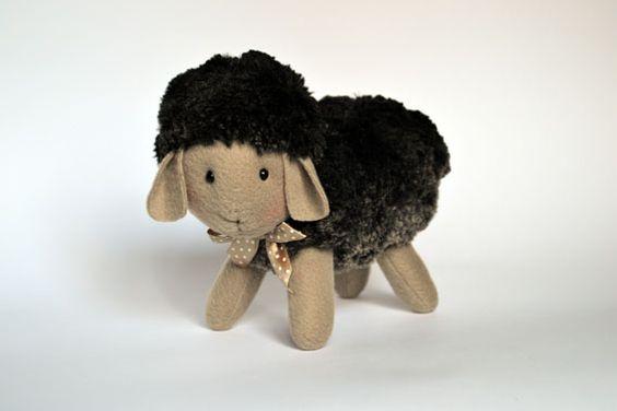 Овца Темныш