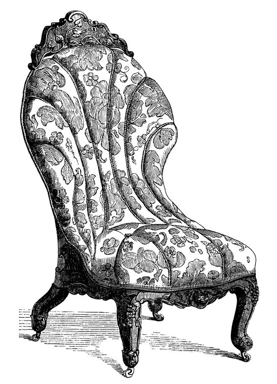 victorian furniture clip art vintage couch set living room sofa engraving antique chair antique victorian living room