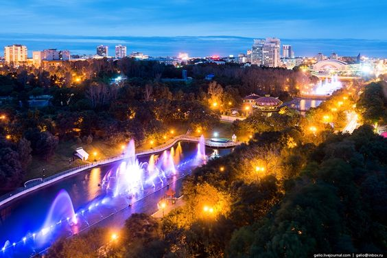 Хабаровск с высоты: город восходящего солнца « FotoRelax
