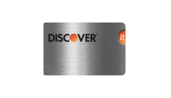 discover credit card and amazon