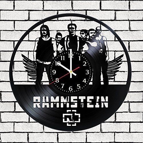 Vinyl Record Wall Clock Rammstein Rammstein Wall Poster Https Www Amazon Com Dp B06wvh4j75 Ref Cm Sw R Pi Dp U X Qjhtabnxchj Clock Art Vinyl Poster Wall