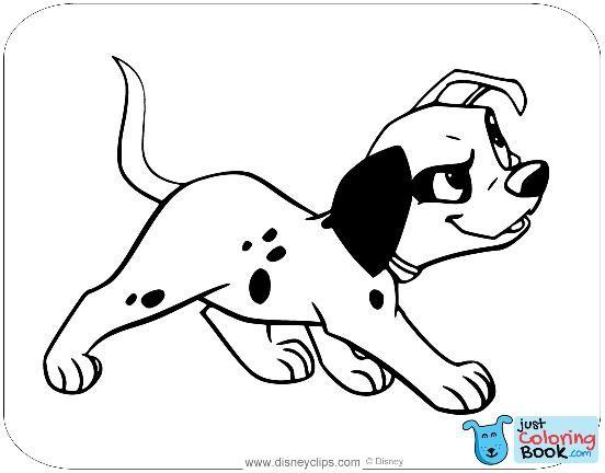 101 Dalmatians Coloring Pages 2 Disneyclips Pertaining To Nanny Is Feeding Dalmatian Coloring Pages Down Disney Coloring Sheets Coloring Pages 101 Dalmatians