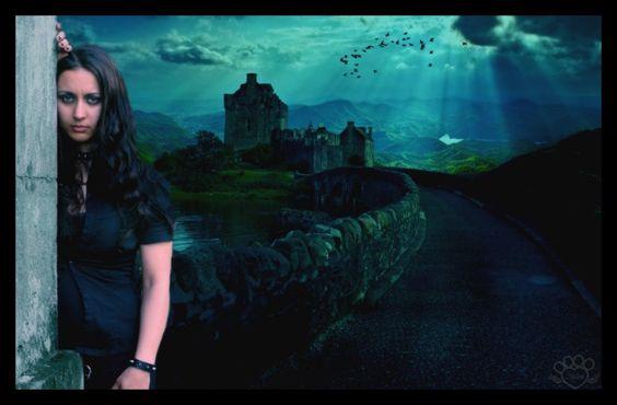 Dark Passages by Sean & Ashlie Nelson @ silentfuneral.deviantart.com & devildoll.deviantart.com