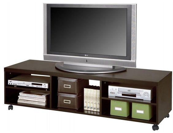 Porta tv basso a carrello attrezzato weng 39 art cpstv1551b18604 base carrello porta tv largo - Porta tv con rotelle ...
