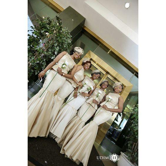 360Vibez.com: Bridal Inspiration: Bridesmaids Dresses