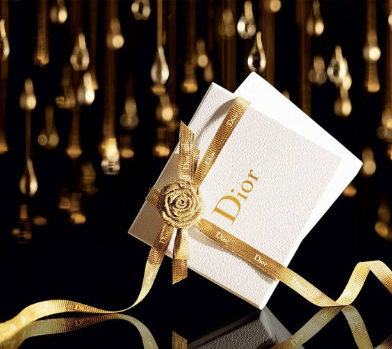 Dior for the holidays.