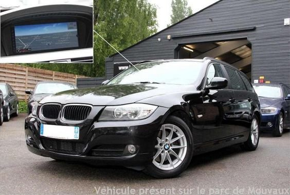 OCCASION BMW SERIE 3 (E91) (2) TOURING 318D 143 EDITION BUSINESS