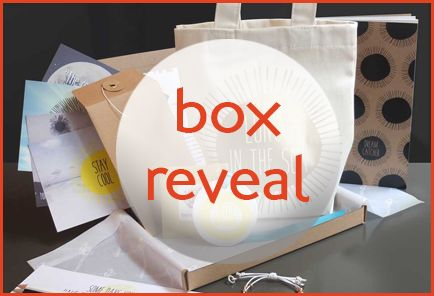 The June box from Boxcitement was all about the longest day and balmy nights - take a look at what was inside...