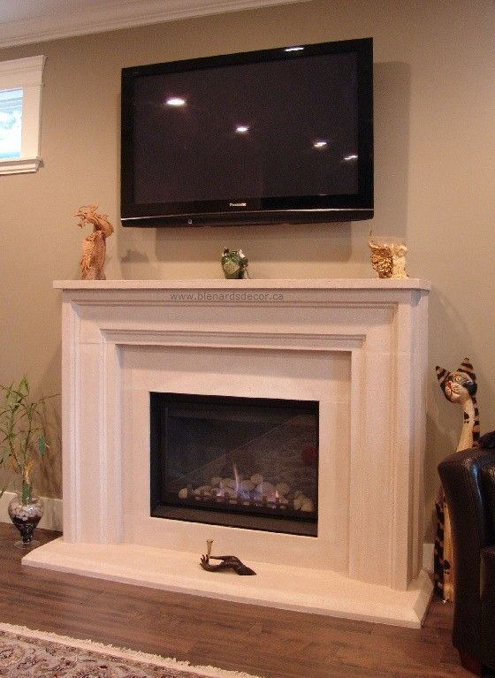 Image Result For Contemporary Fireplace Mantel Contemporary