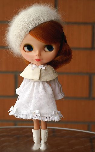 Winter Blythe now that's a cape!