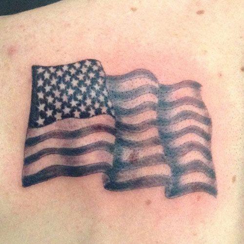 101 Best American Flag Tattoos Patriotic Designs Ideas 2020