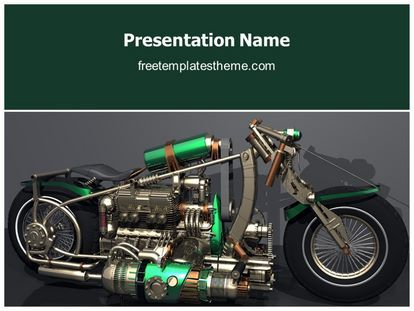 Download #free #Classic #Car #PowerPoint #Template for your - engineering powerpoint template