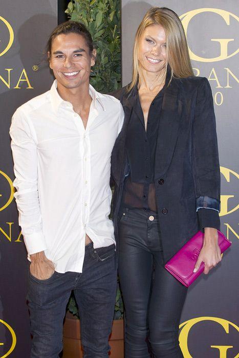 Julio Iglesias Jr. y Charisse Verhaert despiden su soltería rodeados de amigos #cantantes #famosos